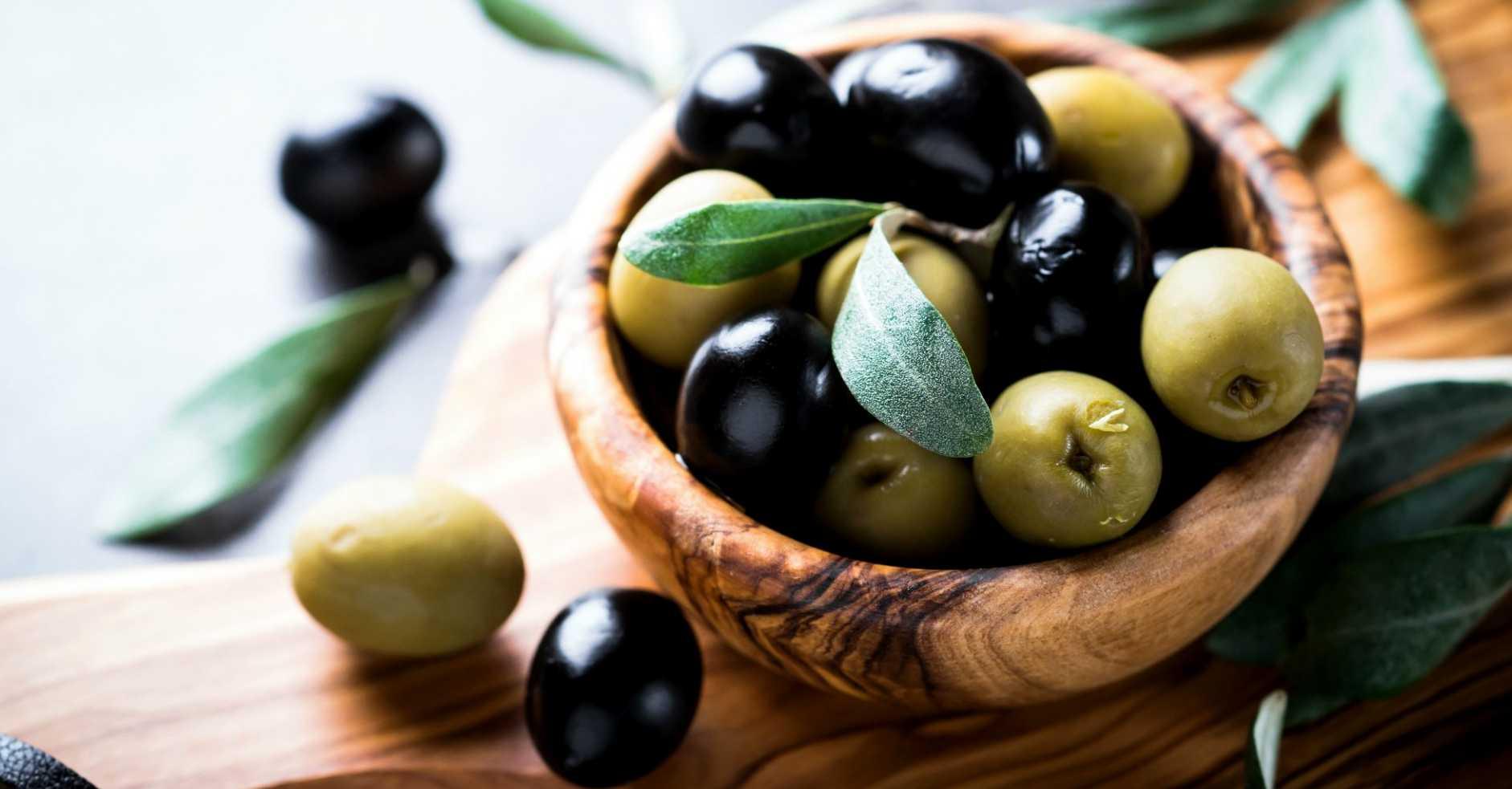 olives - leaderplant