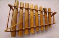 Xylophone artisanal