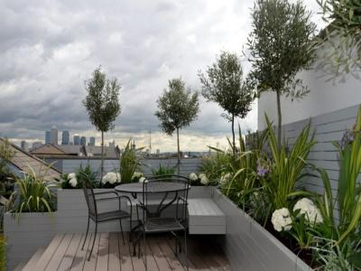 Fleurir son balcon ou sa terrasse conseils balcon terrasse leaderplant - Fleurir sa terrasse exterieure ...